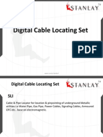 Digital Cable Locating Set