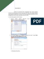 Membuat Macro Dengan Excel 2007