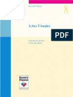 8B07 Artes Visuales
