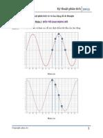 Kỹ thuật phân tích và vẽ dao động đồ&litxagiu