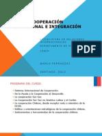 presentacion curso  cooperacion 2012