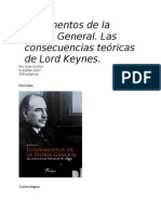 Fundamentos de la Teoría General