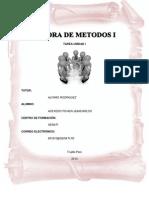 Mejora de Metodos i