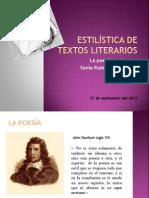 Estilística de textos literarios