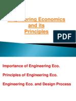Principles of Engineering Eco