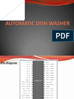 Automatic Dish Washer