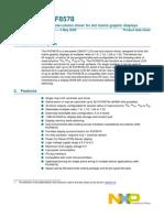Datasheet of PCF8578