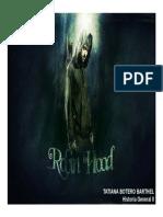 Unidad 4 Robin Hood - Tatiana Botero Barthel