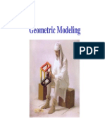 5 Geometric Modeling