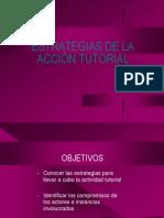 7. Estrategias de la acción tutorial