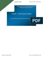 Pt05 - HVAC System Design