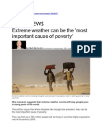Disaster Poverty