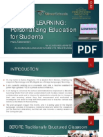 Aurea - Blended Learning Final Project (Coursera)