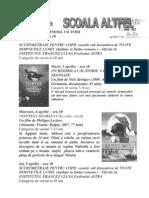 Oferta Scoala Altfel Cinema Victoria