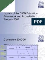 ciob education international