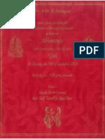 Abhimanyu Invitation