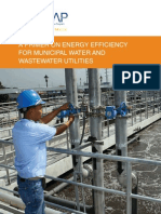 Primer on Energy Efficiency in Water Companies