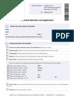 Indonesia Business Visa Application Romania Jurisdiction Washington