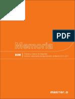 Memoria BOM(01)