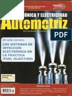 Electronica Automotriz Injeccion