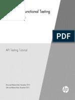 UFT API Tutorial