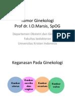tumor ginekologi