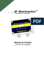 Manual - JWC-03S - Controle de Irrigação