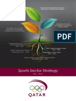 Qatar Sports Sector Strategy