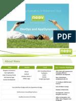 DevOps and AppDynamics