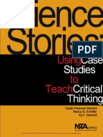 Science Stories to Teach Critical Thinking