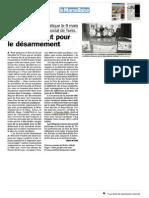 La Marseillaise, 07-03-2013