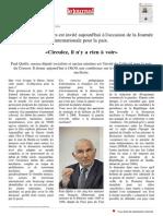 Le Journal de Sa+¦ne et Loire, 21-09-13