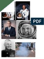 Astronauts 5 Famous