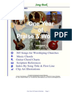 Faith Ministries Song Book (2)