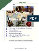 Faith Ministries Song Book (2)