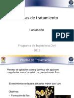 Clase 4-Floculación