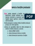 C 9 IngVal_Analiza Sistemica a Functiilor Produselor