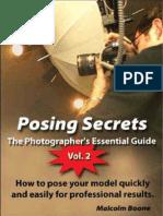 Posing Secrets - The Photographer's Essential Guide V2