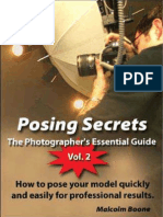 Posing Secrets - The Photographer's Essential Guide V2