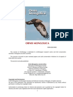 Instructions to Authors_Ornis Mongolica