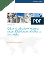 MGI QE and Ultra-low Rates_Executive Summary_Nov 2013
