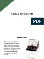 Aplikasi gaya lorentz.pptx