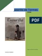 Lazarillo de Tormes Adaptacion