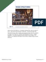 FEMA - Seismic Design of Wood Structures