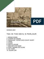 Songs 2001