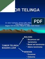 Tumor Telinga
