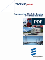 Eberspacher D5LC Air Heater Manual