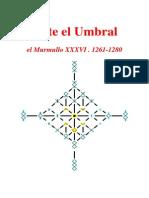 M-XXXVI (1261-1280) Ante El Umbral