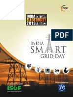 Context of Smart Grids in India - Knowledge Paper of India Smart Grid Day 2013