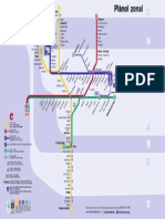 Valencia Metro PlanoZonal